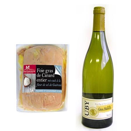 Cassoulet Gastronomique au confit de Canard et à la saucisse de Toulouse