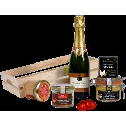 """Cadeau gourmand """"Le Flamboyant"""""""