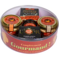 Coffret gourmand Tour de France du goût